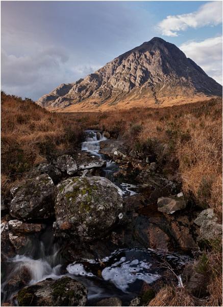 Mountain Burn... by Scottishlandscapes