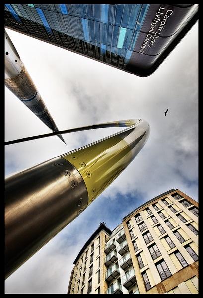 21st Century City II by Platchet