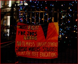 Christmas Protest