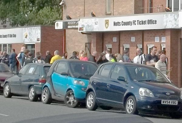 Smart Parking by Hurstbourne