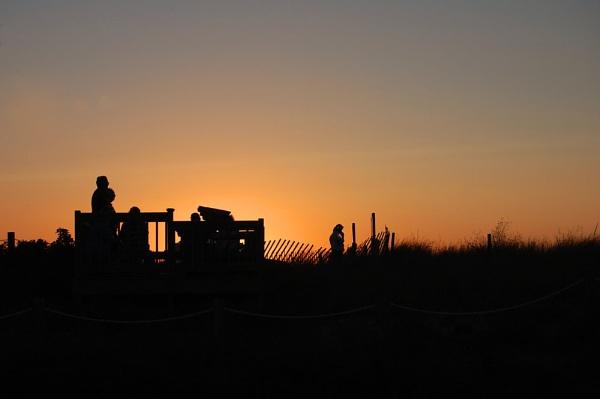 Cape Cod Sunset by markt