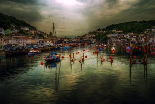Looe Estuary by Audran