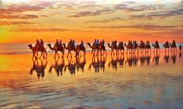 Cable Beach Broome WA.