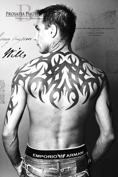 tatoo by prosapia