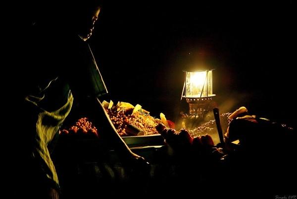 Treats in the dark by seeveeaar