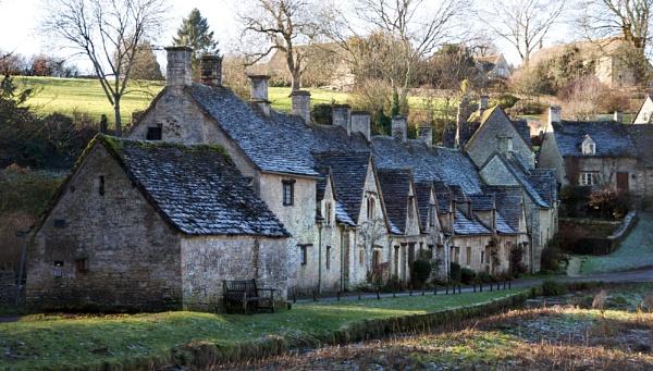 Gloucestershire Cottages by SandraKay