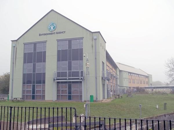 Environment Agency by Hurstbourne