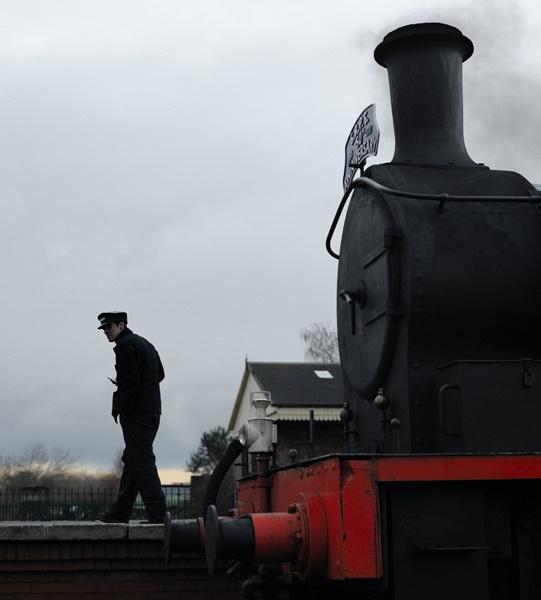 The black fireman by newshot