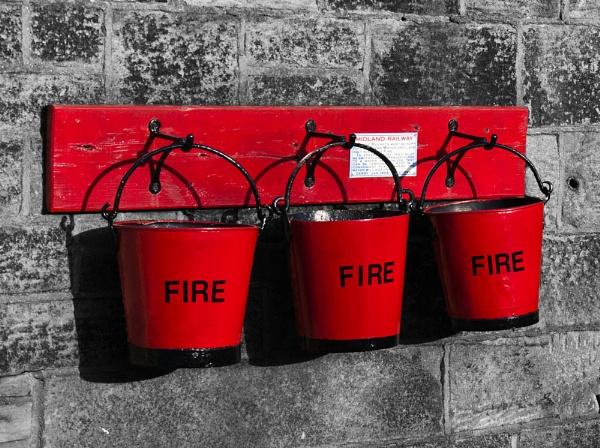 In case of fire. by Gavin_Duxbury