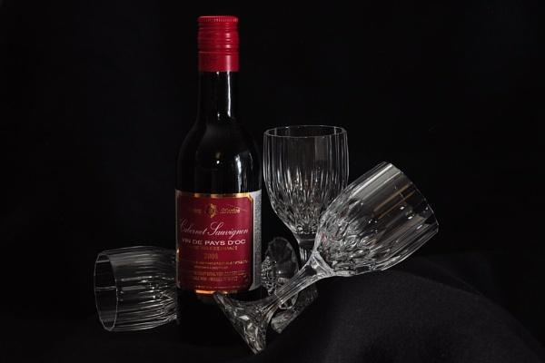 fine wine by rochellek