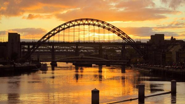 Tyne Sunset by Steve3671