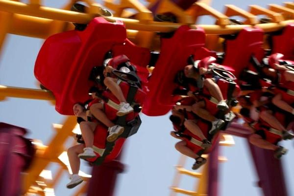 Rollercoaster by K4TIE