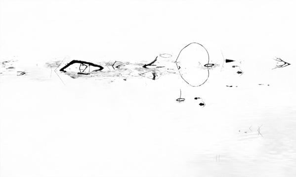 Water Glyphs ii by madshutter