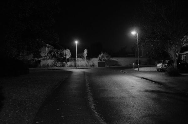 Dark street by sjh37