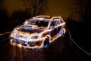 Sparkly Car