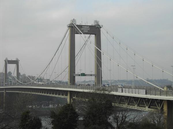 Tamar Bridge by paul_sutton2004