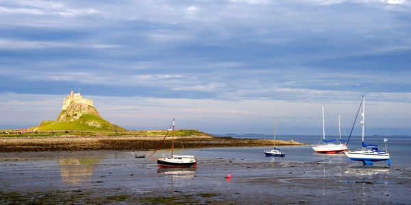 Holy Island by bobrolybbb