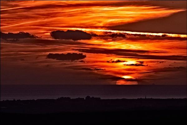 Fire in the Sky by dwilkin