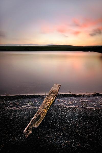 Chelker Reservoir by Philo