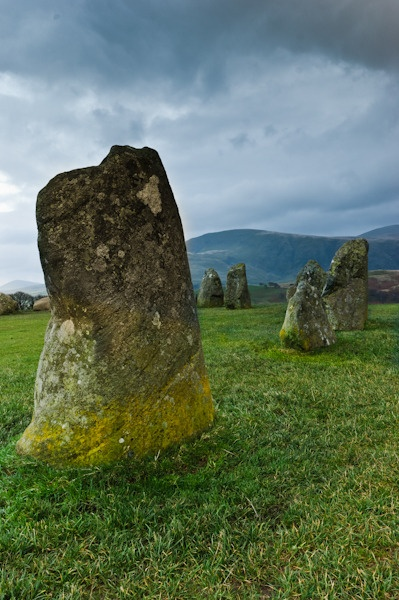 CASTLERIGG STONE CIRCLE by martmag3
