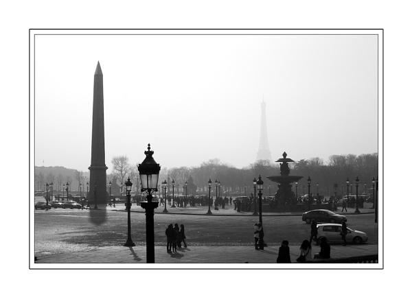 Paris by heffalump