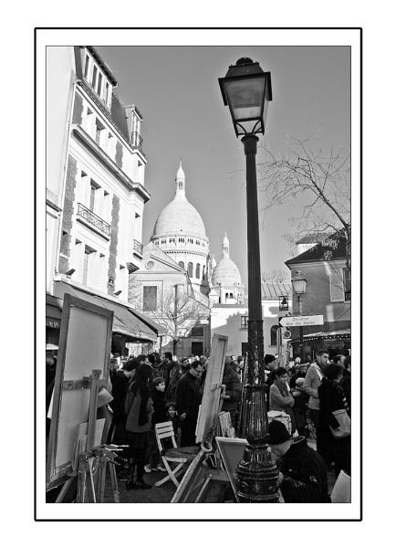 Montmartre by heffalump