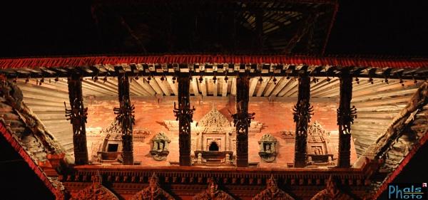 Mangal Bazar Nepal by phal