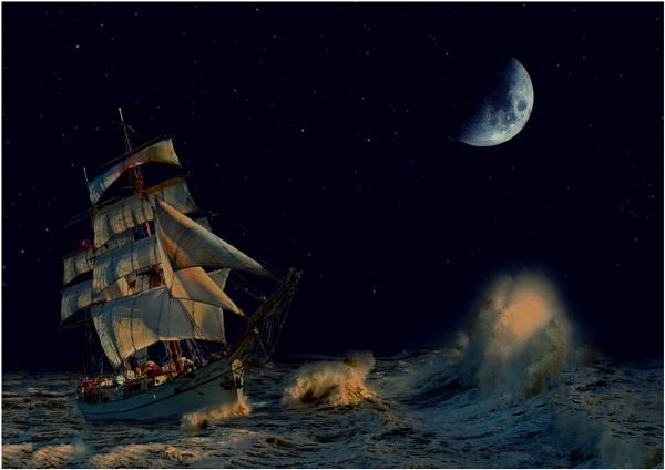 Moonlighting by stevenb