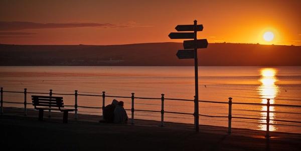 Weymouth Dawn by ComfortablyNumb