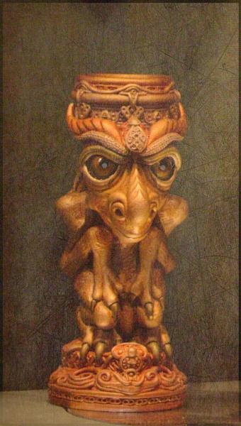 Evil Eye by Bonvilston