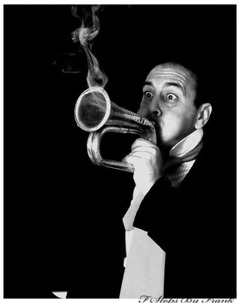 Smoking jazz by fatfranksfolley