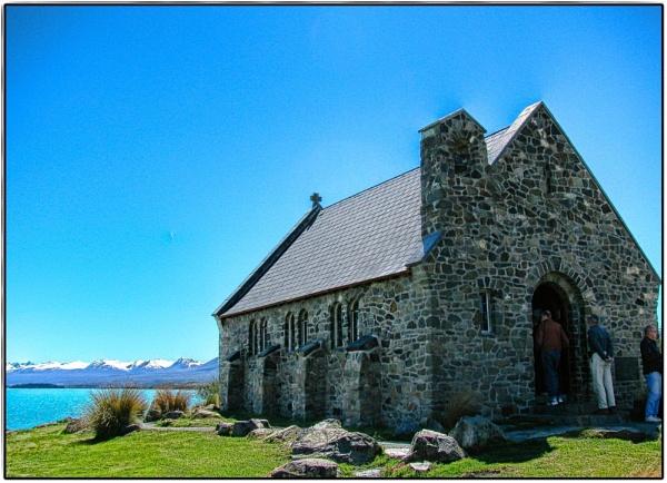 The Chapel of the Good Shepherd. by Jocelia