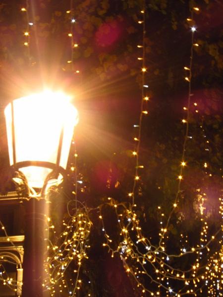 Blaze of Light by MollyOcean