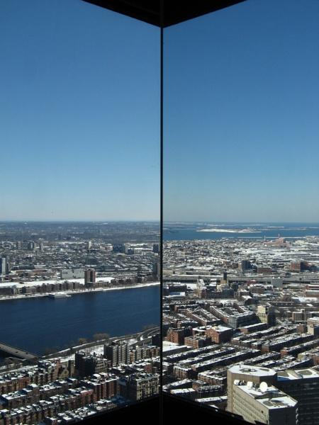 Reflections of Boston by tony_hoops