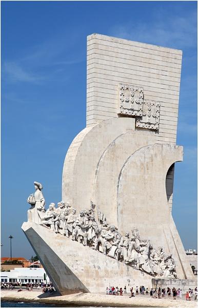 Lisbon Landmark by kinfatric