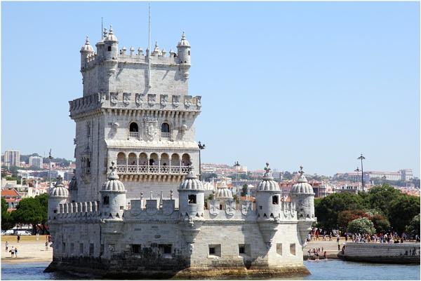 Belem Tower, Lisbon by kinfatric