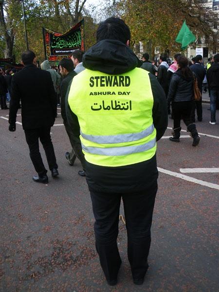 Steward - Ashura Day by kombizz