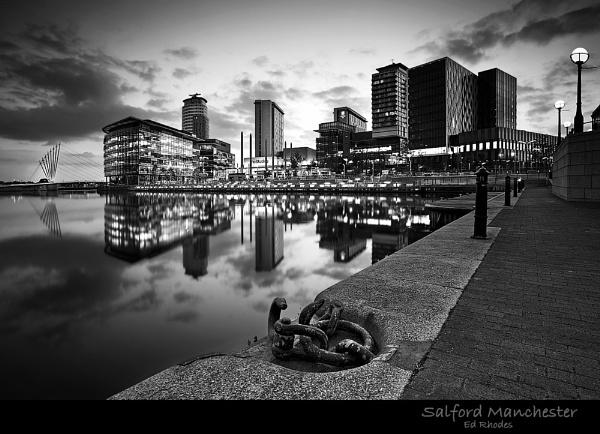 Salford Manchester by edrhodes