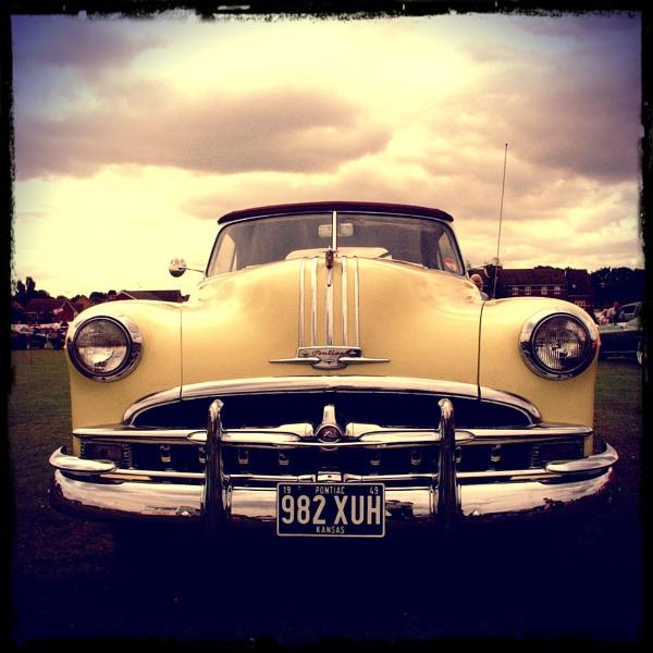 Vintage Pontiac by davidburleson