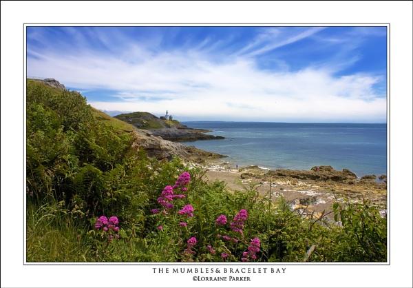 Mumbles & Bracelet Bay by skye1