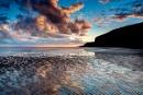 Portling sunset