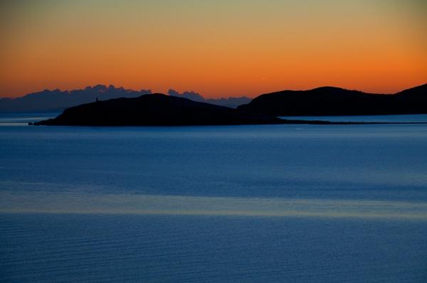 Rough Firth twilight. by seahawk