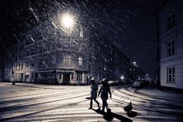 First Snowfall 2