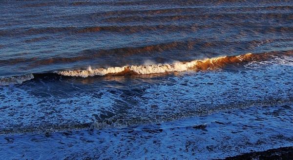 East coast waves by kopo