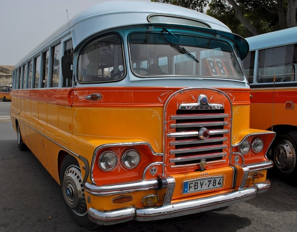 malta bus by ray835