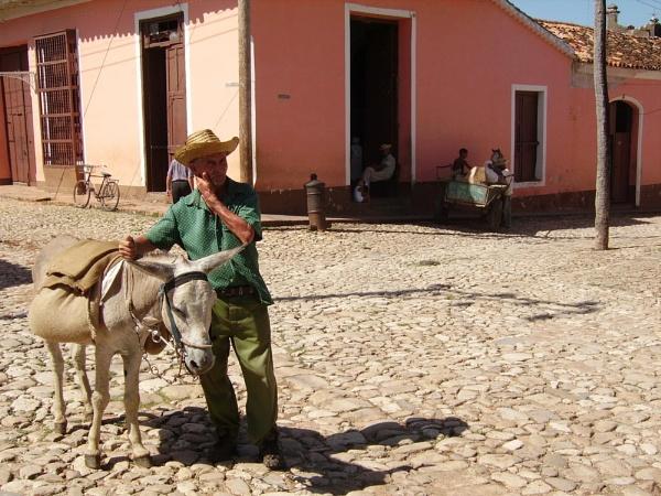 Local Transport, Trinidad, Cuba by TonyDy