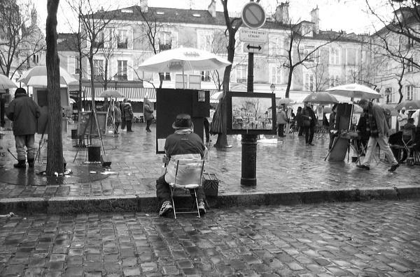 Montmartre by bainsybike