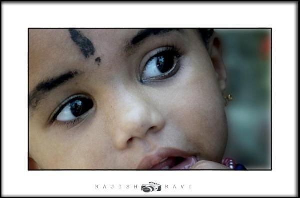 Innocent Looking by rajishravi