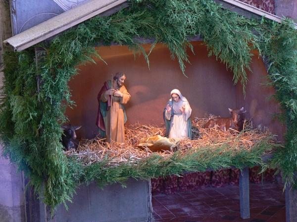 Christ-Mass story by cageymac
