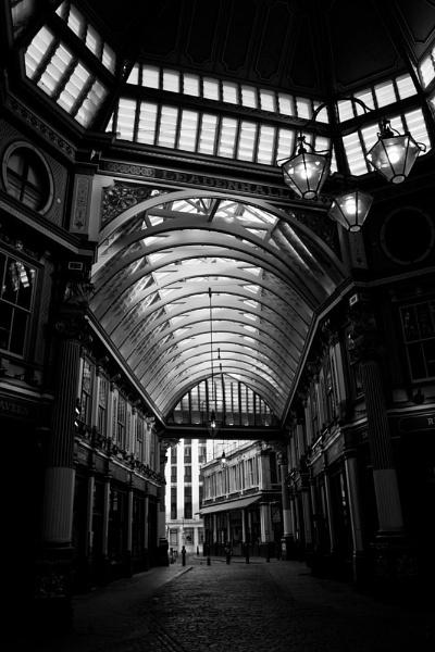 Leaden Hall Market london by hornchurch